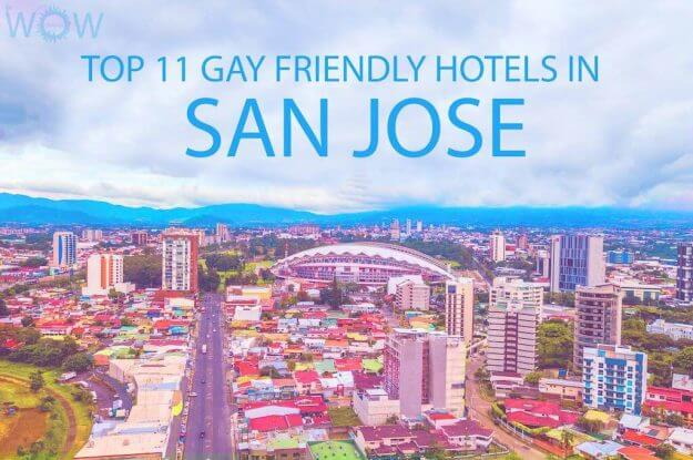 Top 11 Gay Friendly Hotels In San Jose, Costa Rica