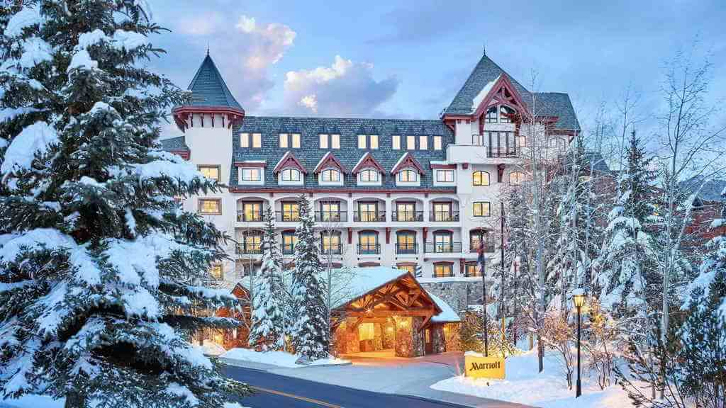 Vail Marriott Mountain Resort, Vail, Colorado, USA -by Booking.com