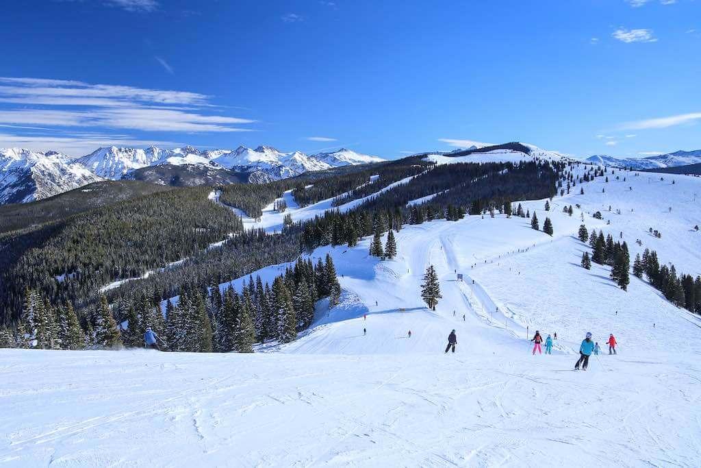 Vail Mountain Resort, Colorado