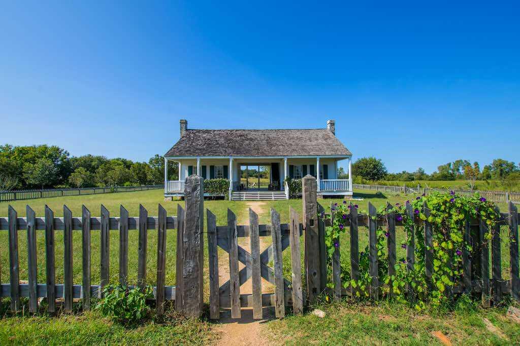 Washington on The Brazos State Historic Site in Washington, Texas