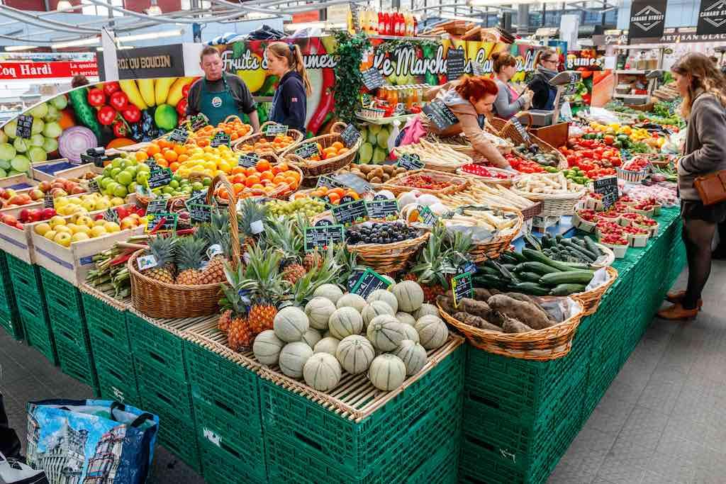 Wazemmes Market, Lille - by Juriaan Wossink / Shutterstock.com_
