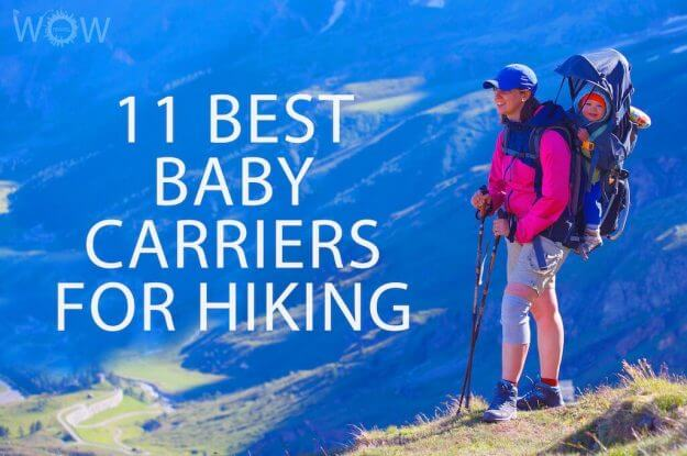 11 Best Baby Carriers for Hiking