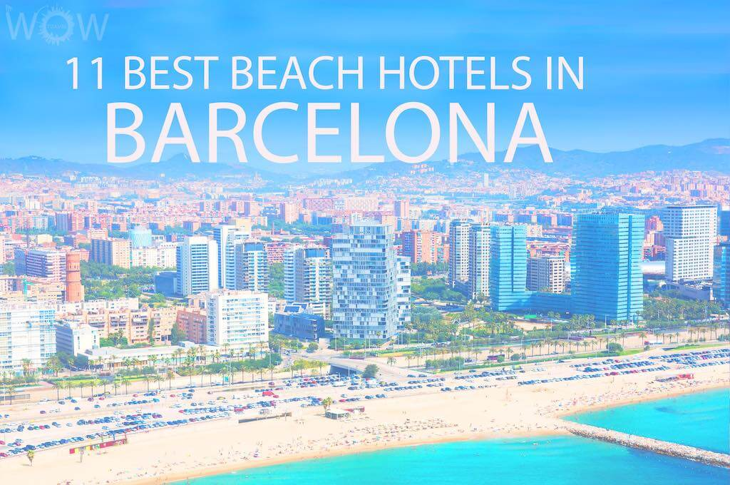 11 Best Beach Hotels In Barcelona