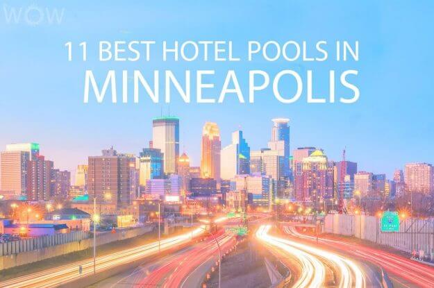 11 Best Hotel Pools In Minneapolis
