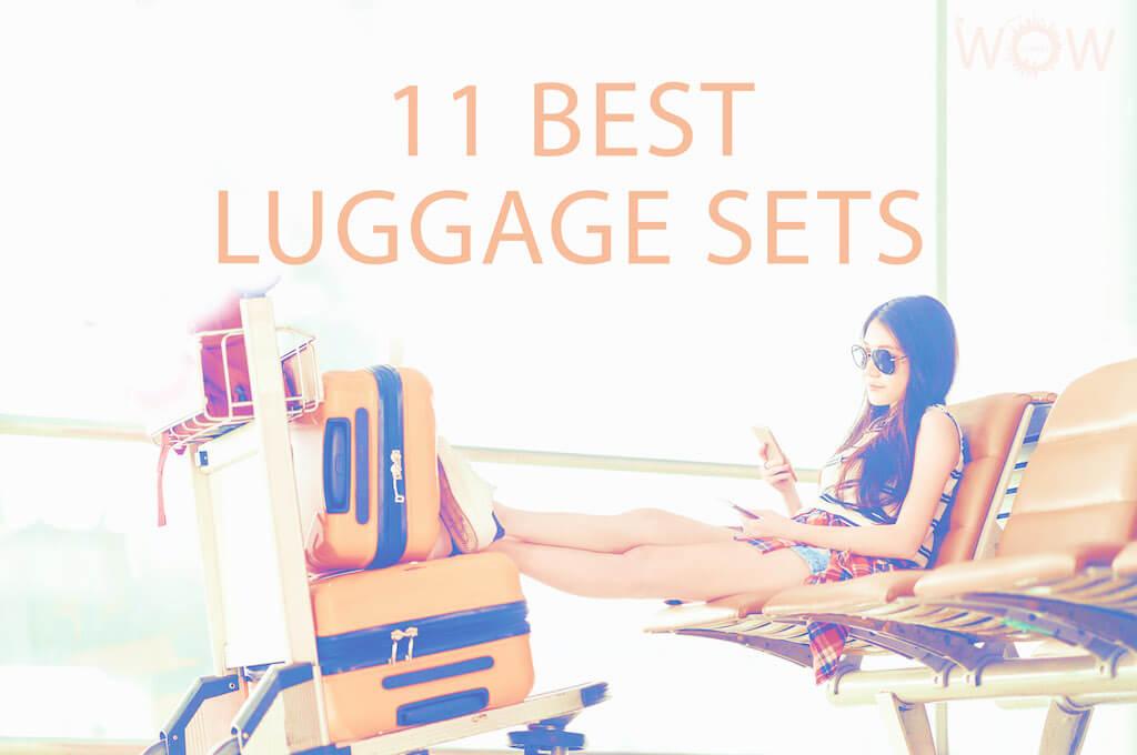 11 Best Luggage Sets
