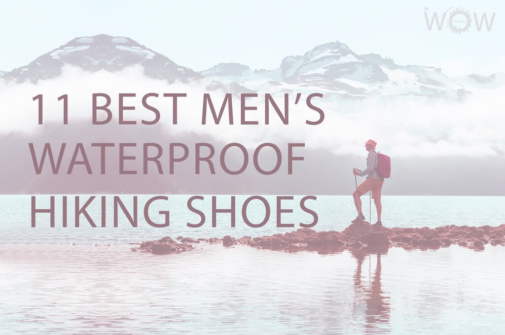 11 Best Men's Waterproof Hiking Shoes