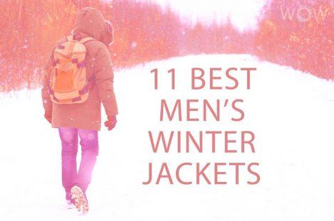 11 Best Men's Winter Jackets