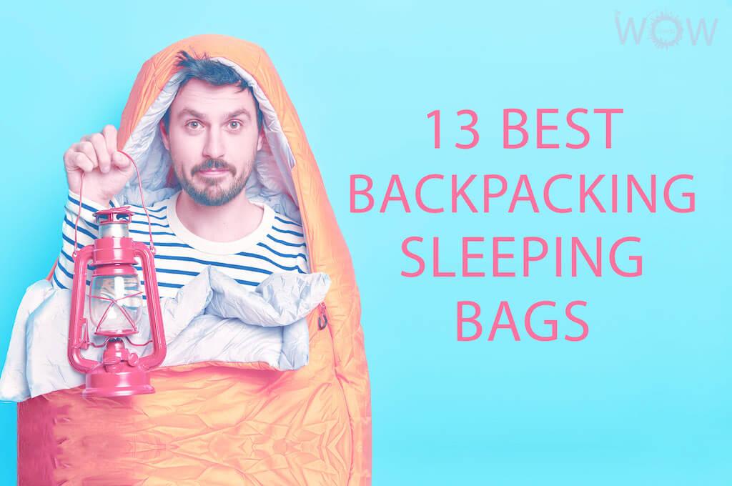 13 Best Backpacking Sleeping Bags