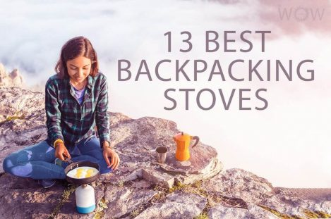 13 Best Backpacking Stoves