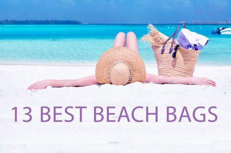 13 Best Beach Bags