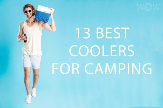 13 Best Coolers For Camping