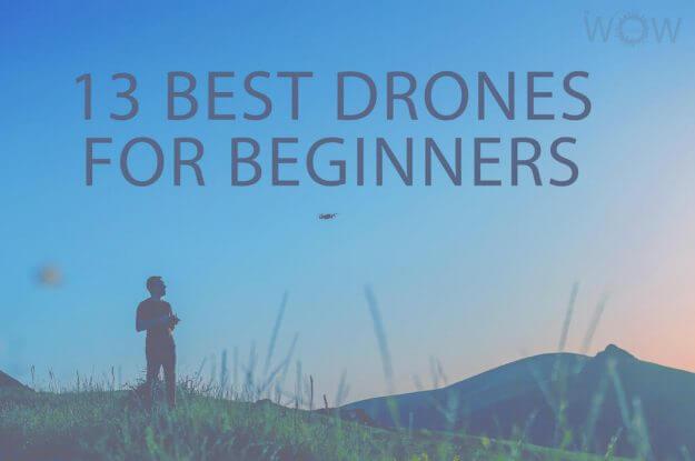 13 Best Drones For Beginners