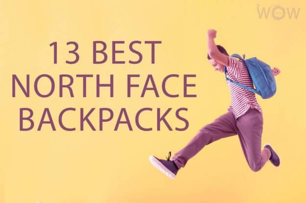 13 Best North Face Backpacks