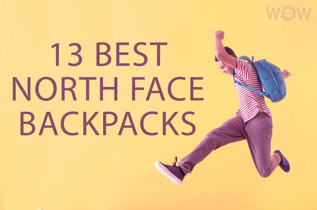 13 Best North Face Backpacks