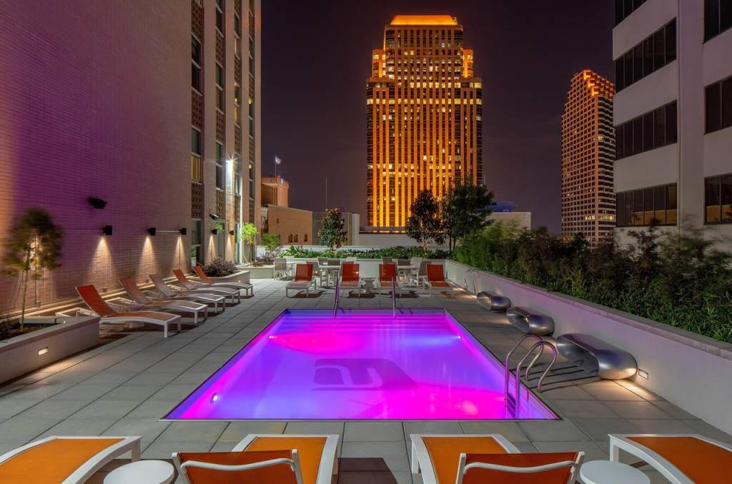Aloft New Orleans Downtown, New Orleans, Louisiana - by booking.com