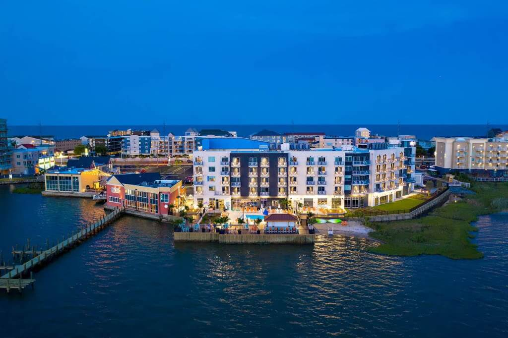 Aloft Ocean City, MD - by booking.com
