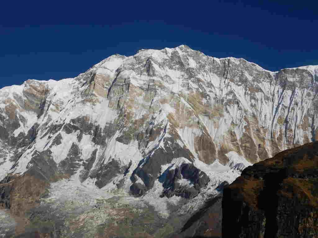 Annapurna, Nepal - by PrajwalMohan/wikipedia.org