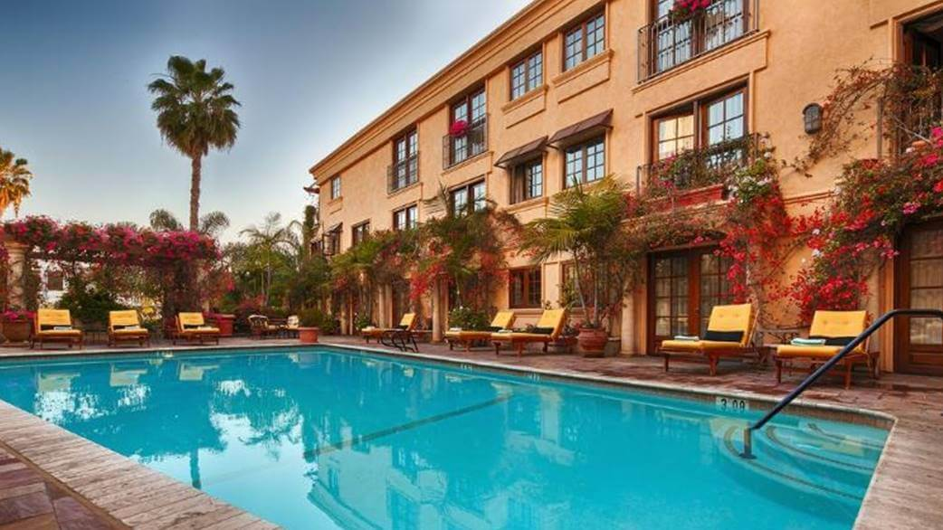 Best Western Plus Sunset Plaza Hotel By Booking com