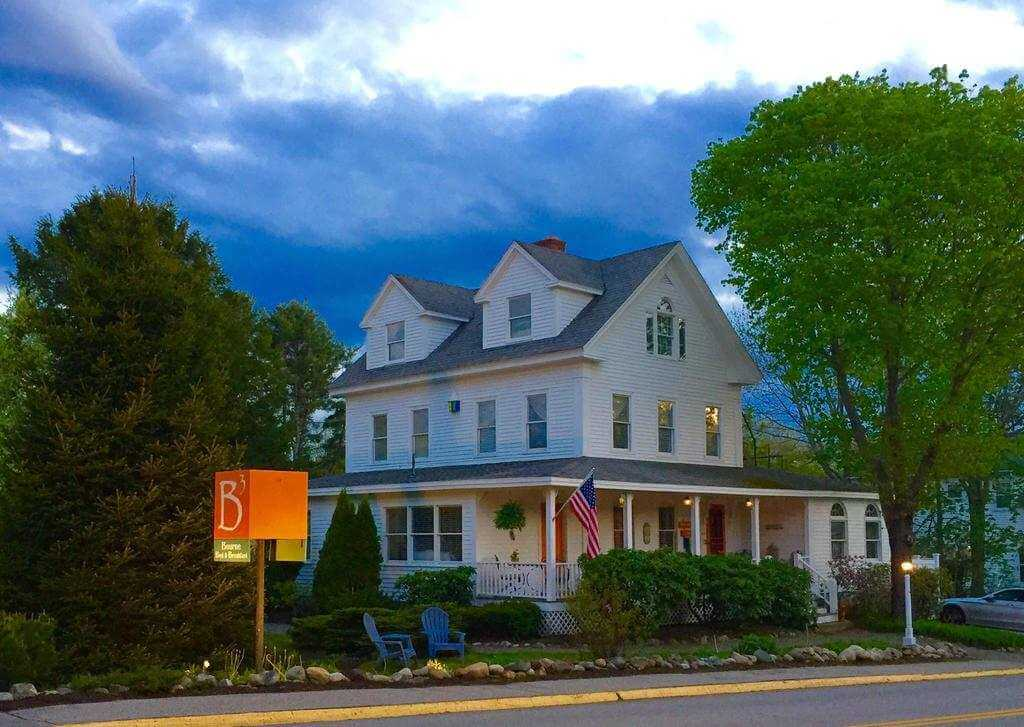 Bourne Bed and Breakfast, Ogunquit - Booking.com
