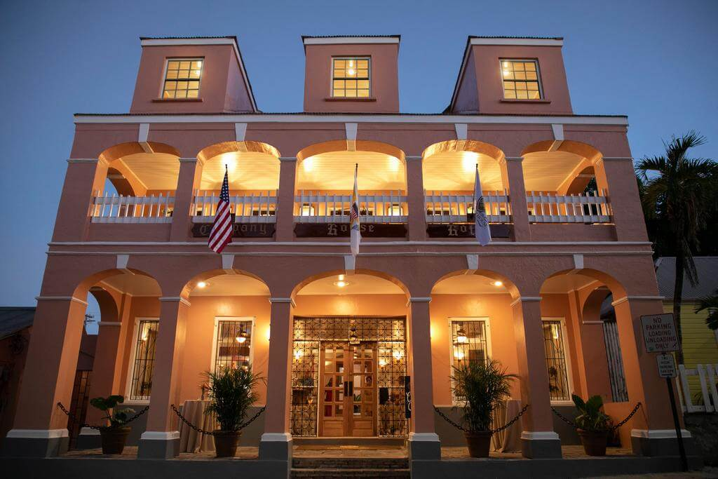 Company House Hotel, St. Croix - Booking.com