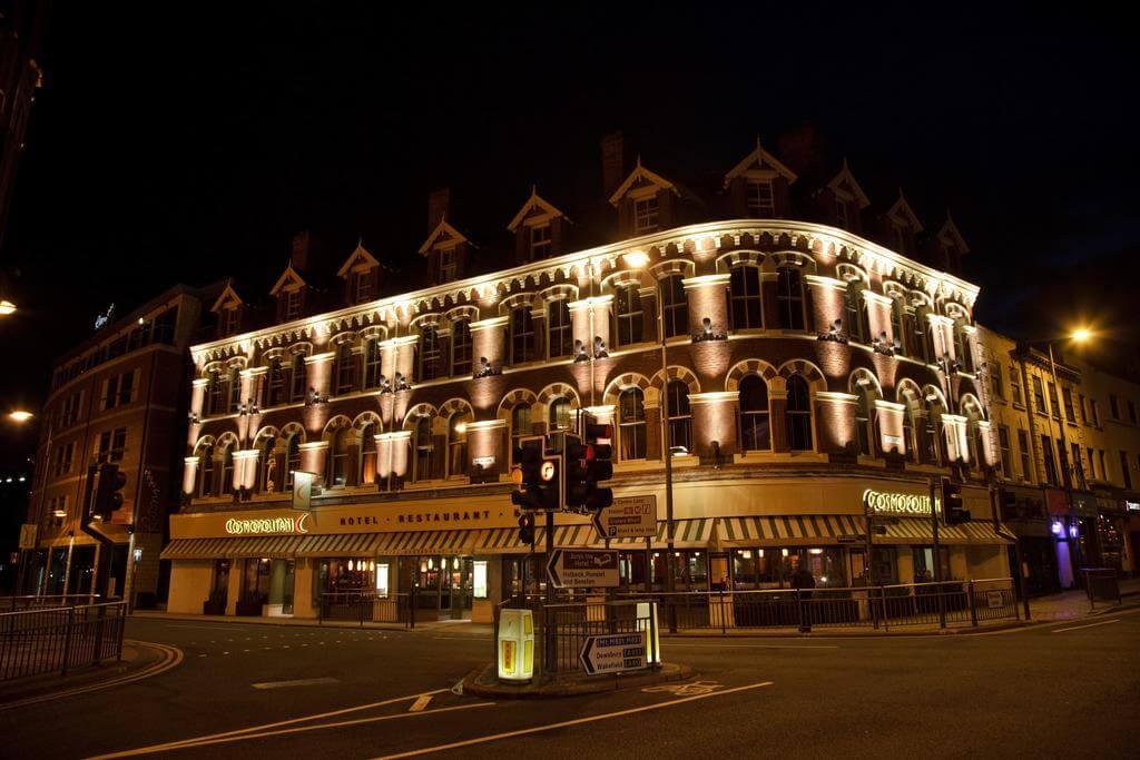 Cosmopolitan Hotel, Leeds - Booking.com