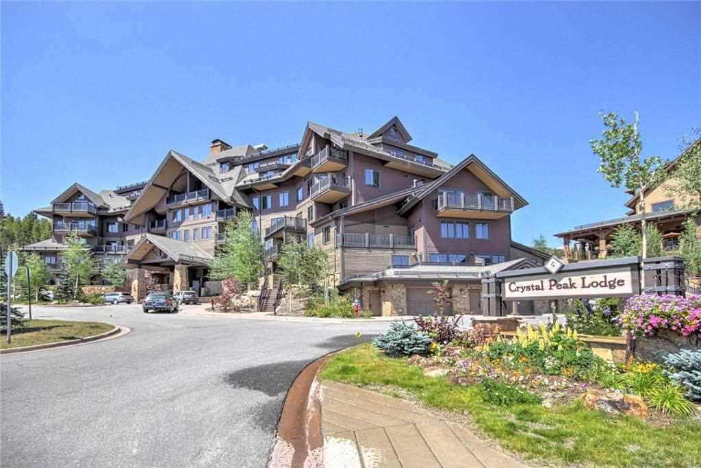Crystal Peak Lodge, Breckenridge, Colorado, USA - by Booking.com