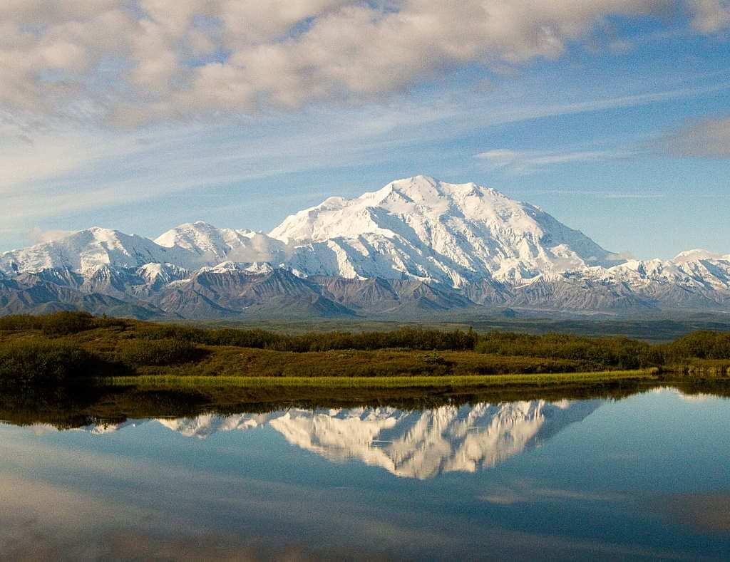 Denali, North America - by AlbertHerring/wikipedia.org