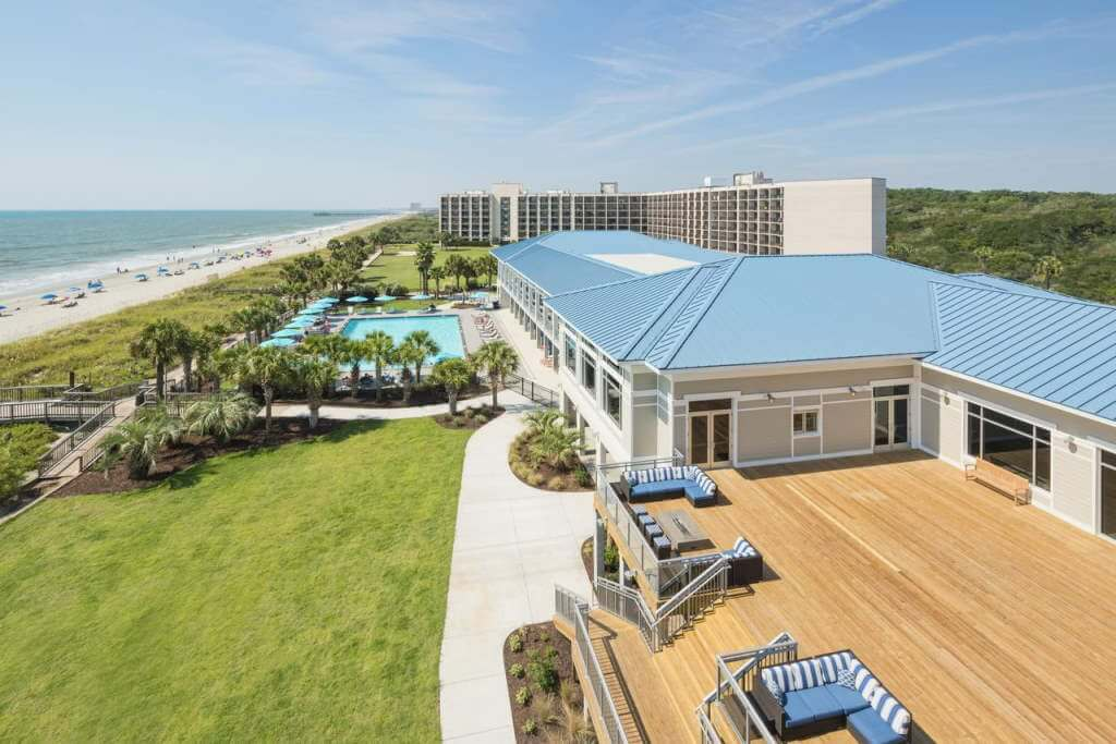 DoubleTree by Hilton Myrtle Beach, SC - by booking.com