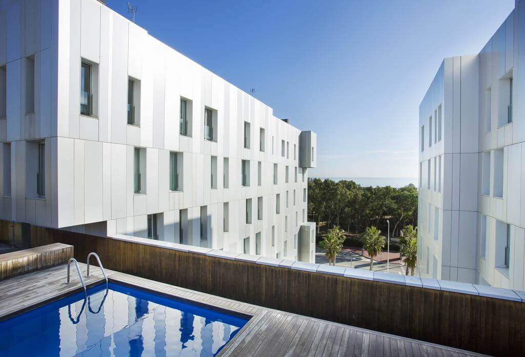 Durlet Beach Apartments, Barcelona - by booking.com