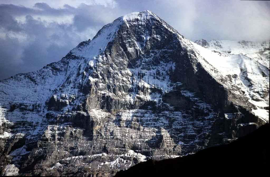 Eiger, Switzerland - by Terra3/wikipedia.org