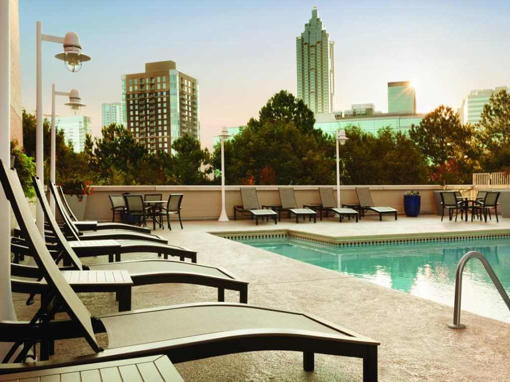 Embassy Suites Atlanta at Centennial Olympic Park, Atlanta - by booking.com