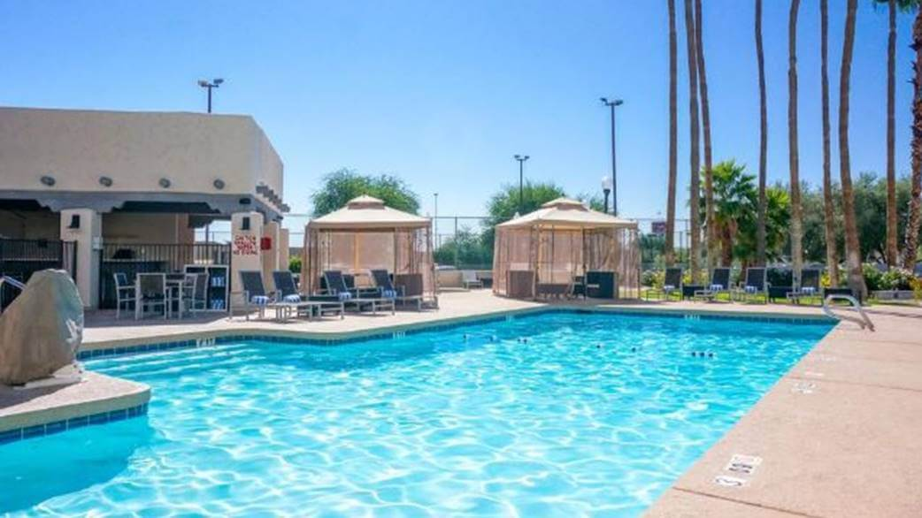 Four Points By Sheraton Phoenix South Mountain By Booking com