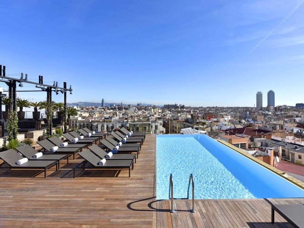 Grand Hotel Central, Barcelona – by Booking.com