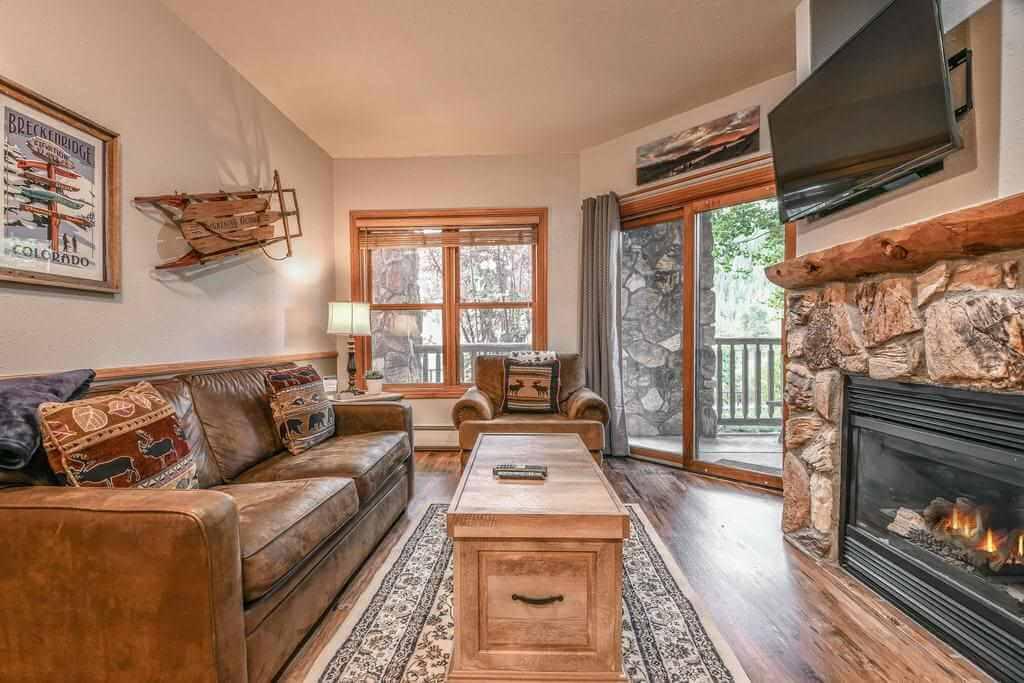 Hidden River Lodge, Keystone, Colorado - by Booking.com