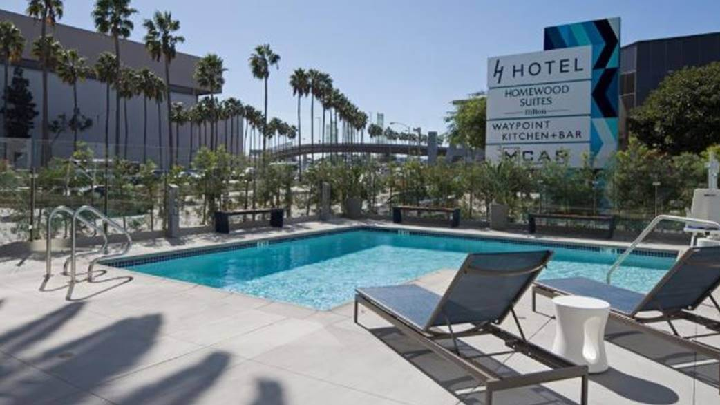 Homewood Suites By Hilton Los Angeles International Airport By Booking com