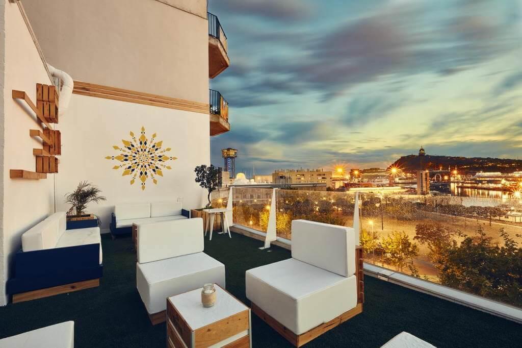 Hotel 54 Barceloneta, Barcelona - by booking.com