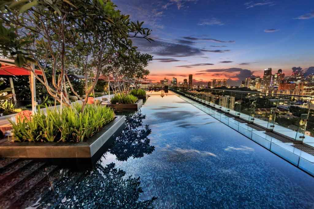 Hotel Jen Orchardgateway Singapore by Shangri-La, Singapore - by booking.com