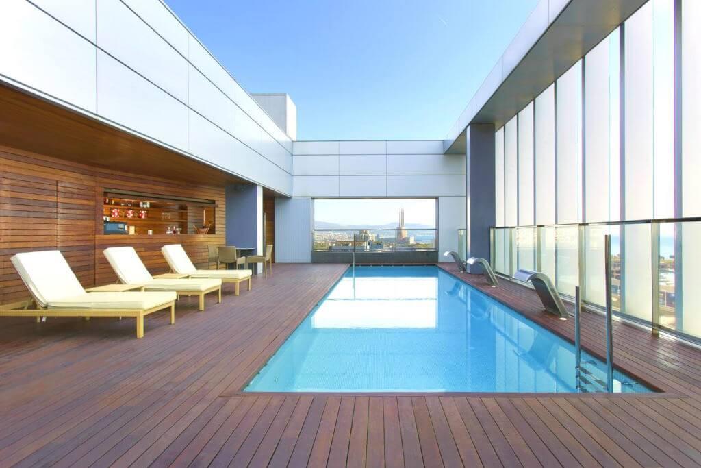 Hotel SB Diagonal Zero Barcelona 4 Sup, Barcelona - by booking.com