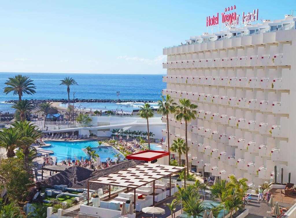 Hotel Troya, Tenerife - Booking.com