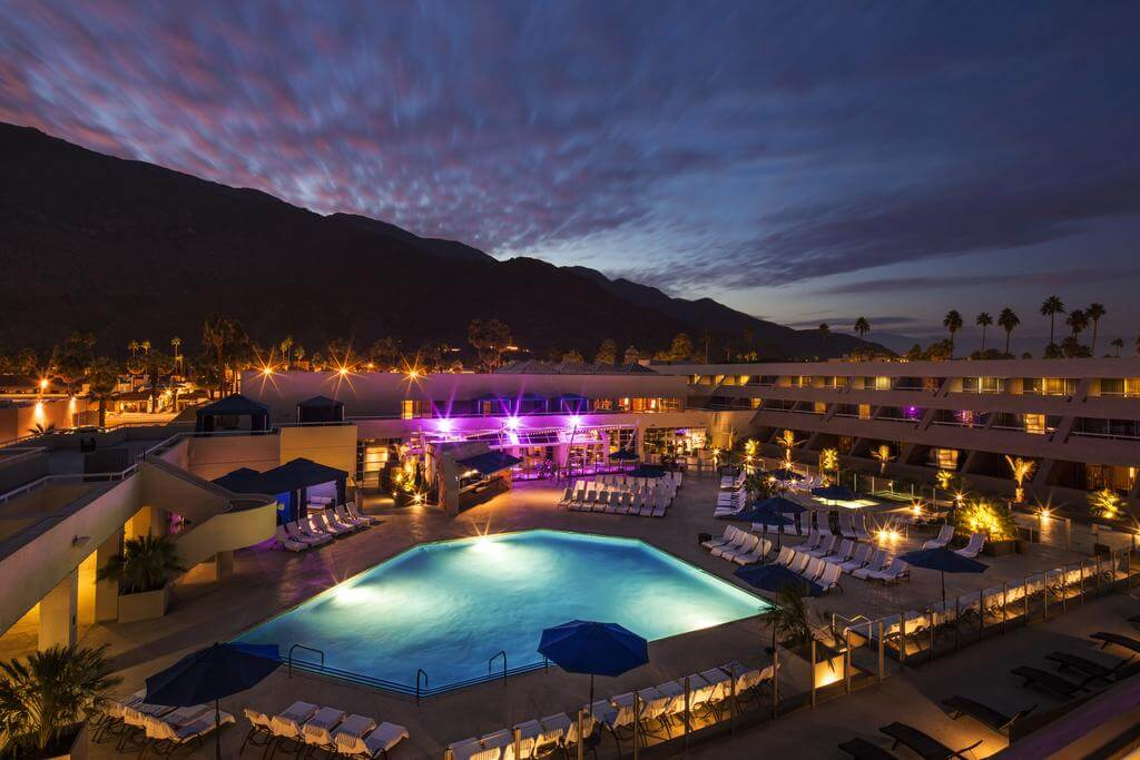 Hotel Zoso, Palm Springs - by Booking.com