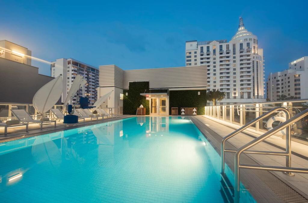 Iberostar Berkeley Shore Hotel, Miami - by booking.com