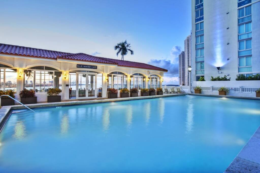 InterContinental Miami - by booking.com
