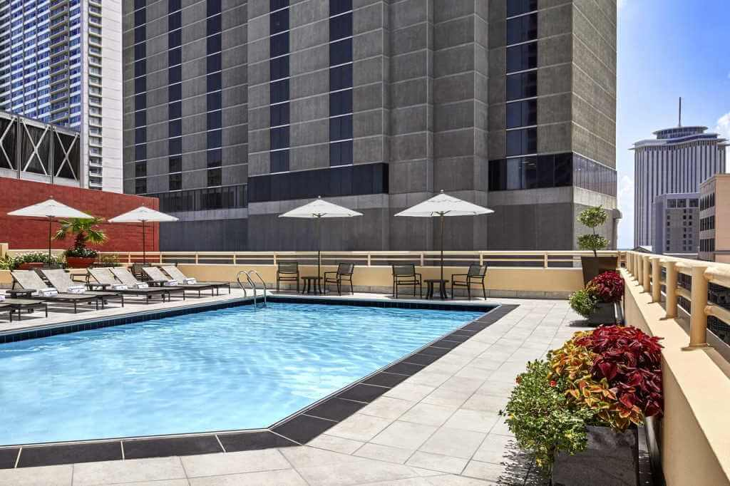 JW Mariott New Orleans, Louisiana - by booking.com