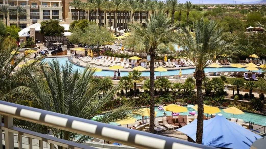 JW Marriott Phoenix Desert Ridge Resort - Spa, Phoenix By Booking Com