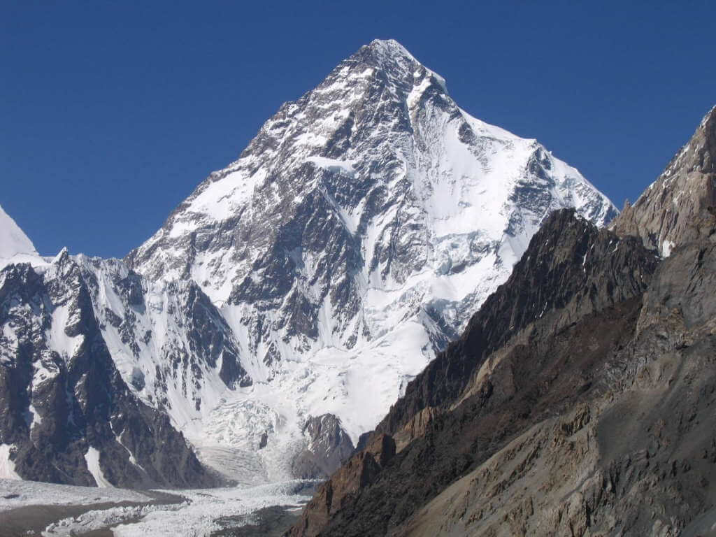 K2, Asia - by Svy123/wikipedia.org