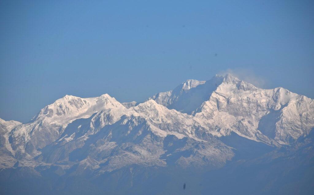 Kangchenjunga, Asia - by DC Assam/wikipedia.org