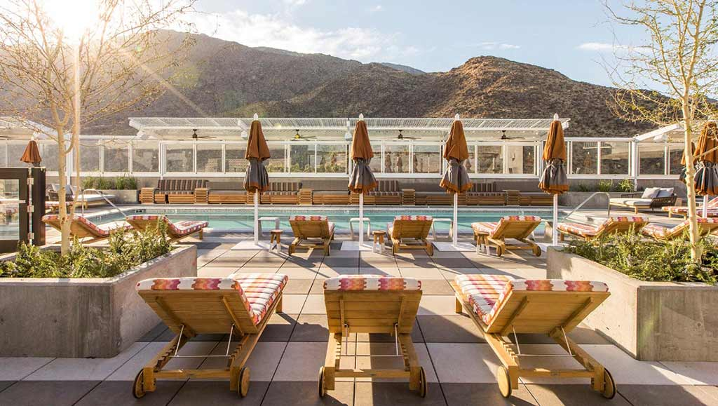Kimpton Rowan Palm Springs Hotel - by Booking.com
