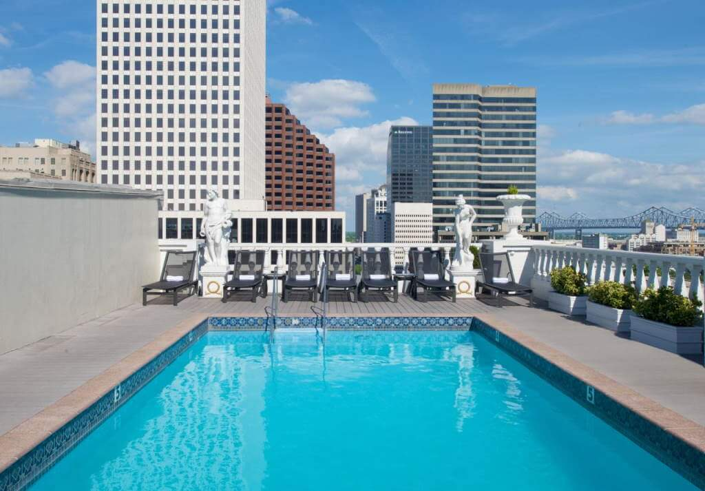 Le Pavillon Hotel, New Orleans, Louisiana - by booking.com