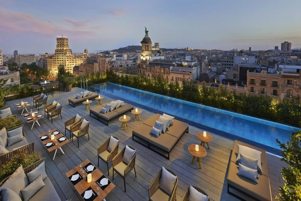 Mandarin Oriental Barcelona – by Booking.com