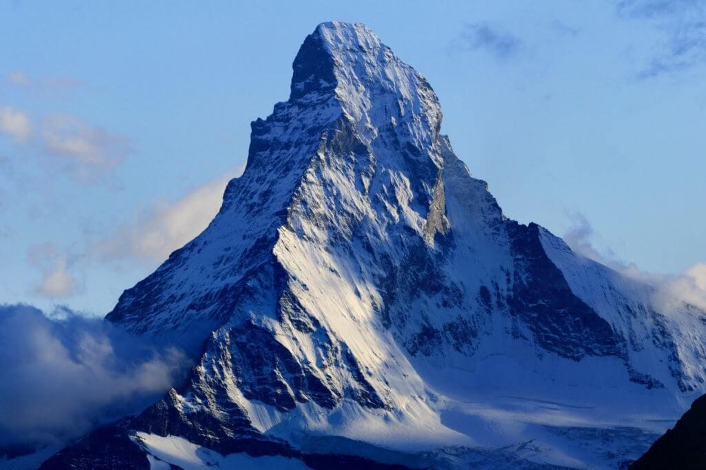 Matterhorn, Switzerland - by Zacharie Grossen/wikipedia.org